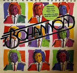 Album  Cover Hamilton Bohannon - Here Comes Bohannon on MCA Records from 1989