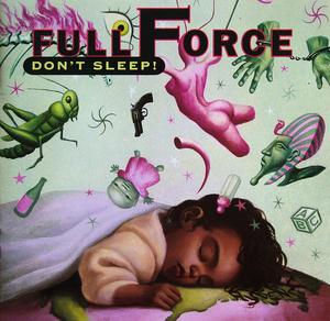 Album  Cover Full Force - Don't Sleep on CAPITOL Records from 1992