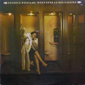 Album  Cover Deniece Williams - When Love Comes Calling on ARC Records from 1979