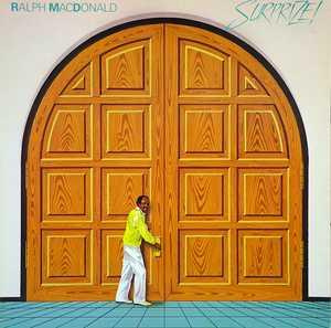 Album  Cover Ralph Macdonald - Suprize! on POLYDOR Records from 1985