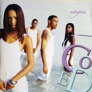 Album  Cover Co-ed - Utopia on UNIVERSAL Records from 2001