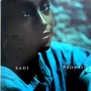 Album  Cover Sade - Promise on EPIC / NONE Records from 1985