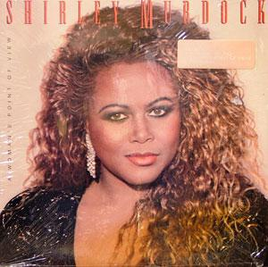 Album  Cover Shirley Murdock - A Woman's Point Of View on ATLANTIC Records from 1988
