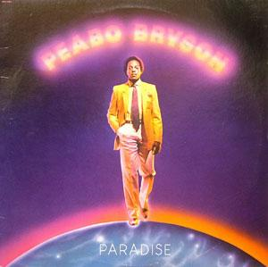 Album  Cover Peabo Bryson - Paradise on CAPITOL Records from 1980