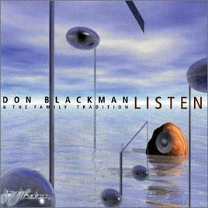Album  Cover Don Blackman - Listen on EXPANSION RECORDS Records from 2002