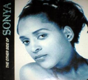 Album  Cover Sonya - The Other Side Of on SAMSON Records from 1996