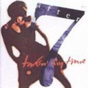 Album  Cover After 7 - Takin' My Time on VIRGIN Records from 1992