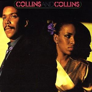 Album  Cover Collins And Collins - Collins And Collins on A&M Records from 1980