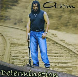 Front Cover Album Adam L. Mcknight - Determination
