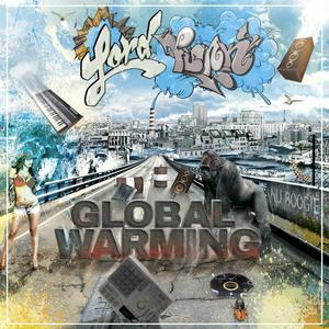 Album  Cover Lord Funk - Global Warming on BEARFUNK Records from 2016