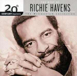 Album  Cover Richie Havens - Collection on RYKODISC Records from 1987