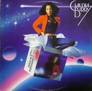Album  Cover Claudja Barry - Made In Hongkong on POLYDOR Records from 1981