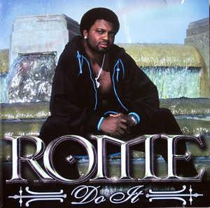 Front Cover Album Rome - Do It