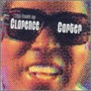 Front Cover Album Clarence Carter - Dr CC