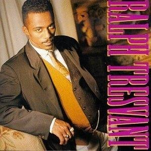 Album  Cover Ralph Tresvant - Ralph Tresvant on MCA Records from 1990