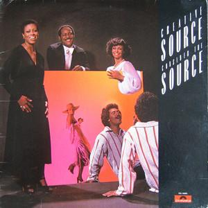Album  Cover Creative Source - Consider The Source on POLYDOR Records from 1976