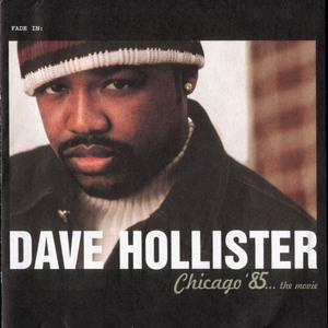 Front Cover Album Dave Hollister - Chicago '85... The Movie