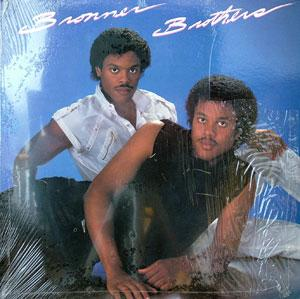 Album  Cover Bronner Brothers - Bronner Brothers on NEIGHBOR Records from 1983