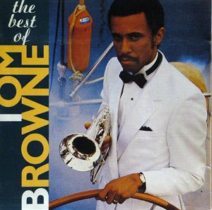 Front Cover Album Tom Browne - The Best Of Tom Browne