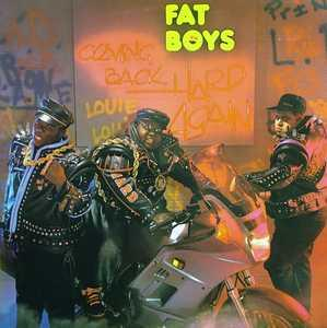 Front Cover Album Fat Boys - Coming Back Hard Again