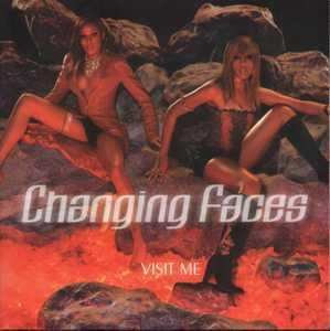Front Cover Album Changing Faces - Visit Me