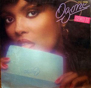Album  Cover Ozone - Send It on MOTOWN Records from 1981