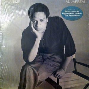 Front Cover Album Al Jarreau - This Time