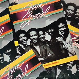 Album  Cover Five Special - Special Edition on ELEKTRA Records from 1979