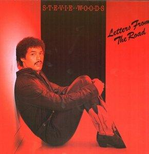 Album  Cover Stevie Woods - Letters From The Road on COTILLION (ATLANTIC RECORDING) Records from 1981