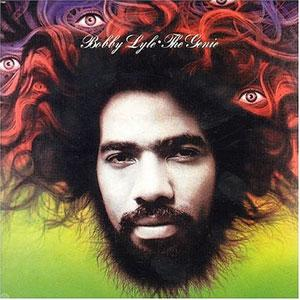 Album  Cover Bobby Lyle - The Genie on CAPITOL Records from 1977