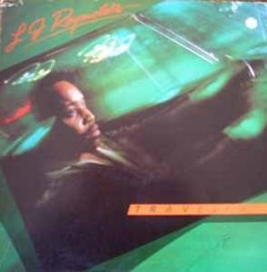 Album  Cover L.j. Reynolds - Travelin' on CAPITOL Records from 1982