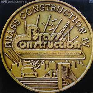 Front Cover Album Brass Construction - Brass Construction IV