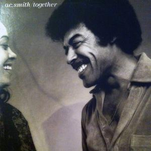 Album  Cover O.c. Smith - Together on CARIBOU Records from 1977