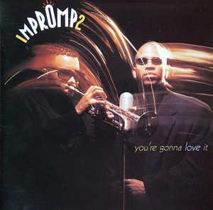 Album  Cover Impromp2 - You're Gonna Love It on MOTOWN Records from 1995