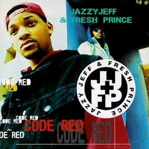 Album  Cover D.j. Jazzy Jeff & The Fresh Prince - Code Red on JIVE Records from 1993
