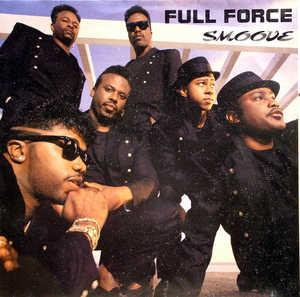 Front Cover Album Full Force - Smoove
