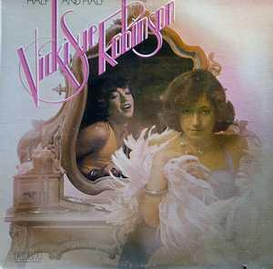 Album  Cover Vicki Sue Robinson - Half And Half on RCA Records from 1978
