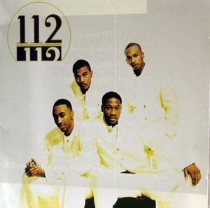 Album  Cover 112 - 112 on BMG Records from 1996
