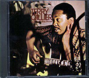 Album  Cover Terry Callier - I Just Can't Help Myself on CADET Records from 1975