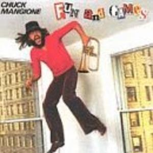Album  Cover Chuck Mangione - Fun And Games on A & M Records from 1979