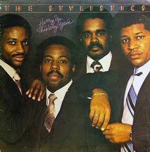 Album  Cover The Stylistics - Hurry Up This Way Again on PHILADELPHIA INTERNATIONAL Records from 1980