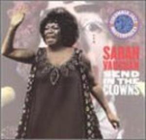 Album  Cover Sarah Vaughan - Send In The Clowns [columbia/legacy] on COLUMBIA/LEGAC Records from 1974