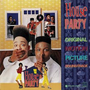 Front Cover Album Various Artists - House Party (Original Motion Picture Soundtrack)