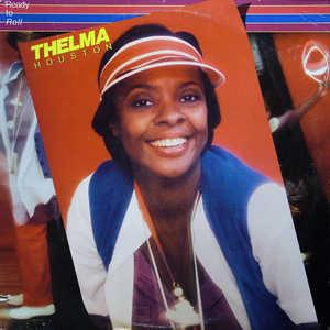 Album  Cover Thelma Houston - Ready To Roll on TAMLA Records from 1978