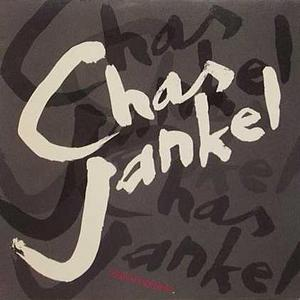 Album  Cover Chaz Jankel - Questionnaire on A&M Records from 1982