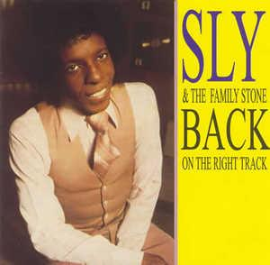 Album  Cover Sly & The Family Stone - Back On The Right Track on WARNER BROS. RECORDS Records from 1979