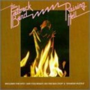 Album  Cover Fatback - Raising Hell on POLYDOR Records from 1975
