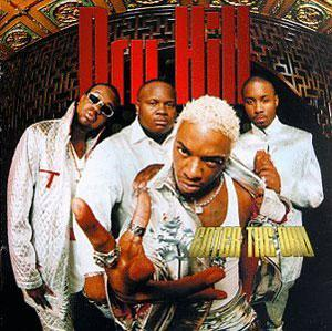 Album  Cover Dru Hill - Enter The Dru on ISLAND Records from 1998