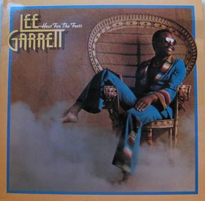 Album  Cover Lee Garrett - Heat For The Feets on CHRYSALIS Records from 1976