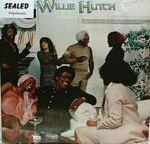 Front Cover Album Willie Hutch - Havin' A House Party